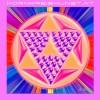 Hexagonales Fraktal